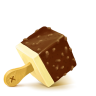 96x96px size png icon of Box 20 Ice Cream Chocolate