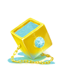96x96px size png icon of Box 21 Water Diamond