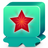 96x96px size png icon of monster turquoise
