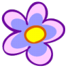 96x96px size png icon of Flower