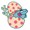 96x96px size png icon of FishEgg
