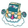 96x96px size png icon of Notebook