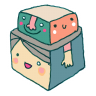 96x96px size png icon of Storage Box