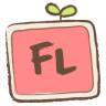96x96px size png icon of flash