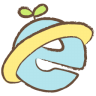 96x96px size png icon of ie