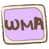 96x96px size png icon of wma