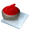 96x96px size png icon of curling