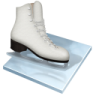 96x96px size png icon of figure skating