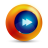 96x96px size png icon of fast forward