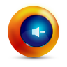 96x96px size png icon of sound decrease