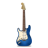96x96px size png icon of guitar stratocaster blue