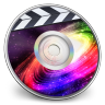 96x96px size png icon of iDVD Galaxy