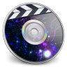 96x96px size png icon of iDVD Plasma