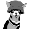 96x96px size png icon of Army Chihuahua