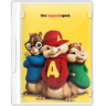 96x96px size png icon of chipmunk