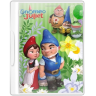 96x96px size png icon of gnomeo juliet