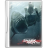 96x96px size png icon of shark night