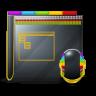 96x96px size png icon of Guyman Folder Desktop