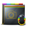 96x96px size png icon of Guyman Folder Photo