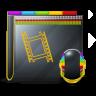 96x96px size png icon of Guyman Folder Video