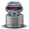 96x96px size png icon of Thomas Folder Video