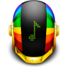 96x96px size png icon of Guyman Helmet Music