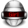 96x96px size png icon of Thomas Girl