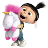 96x96px size png icon of Agnes Happy