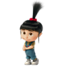 96x96px size png icon of Agnes Sad