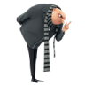 96x96px size png icon of Gru 2