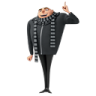 96x96px size png icon of Gru