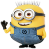 96x96px size png icon of Minion Big