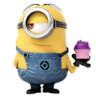 96x96px size png icon of Minion Cake