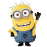 96x96px size png icon of Minion Hello