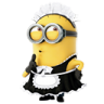 96x96px size png icon of Minion Maid