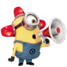 96x96px size png icon of Minion Shout