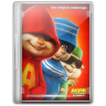 96x96px size png icon of Alvin And The Chipmunks v3