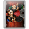 96x96px size png icon of Alvin And The Chipmunks v5