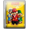 96x96px size png icon of Alvin And The Chipmunks v7
