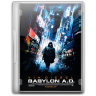 96x96px size png icon of Babylon A.D