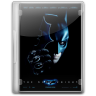 96x96px size png icon of Batman The Dark Knight v4