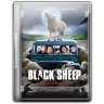 96x96px size png icon of Black Sheep