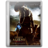 96x96px size png icon of Cowboys And Aliens v2