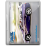 96x96px size png icon of Fast And Furious 2 Fast 2 Furious v2