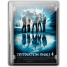 96x96px size png icon of Final Destination 4
