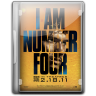 96x96px size png icon of I Am Number Four v2