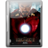 96x96px size png icon of Ironman 2 v3
