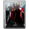 96x96px size png icon of Ironman 2 v4