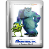96x96px size png icon of Monsters Inc