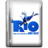 96x96px size png icon of Rio